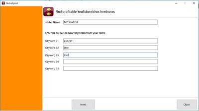 Nichexploit features